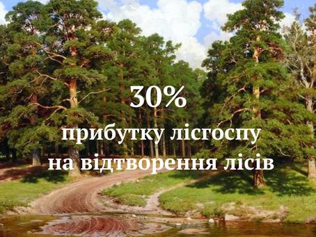 Бережіть ліс