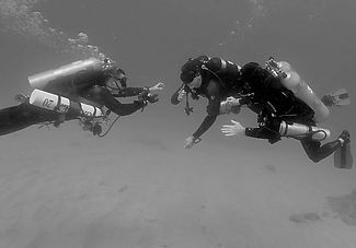 Technical Diver Training