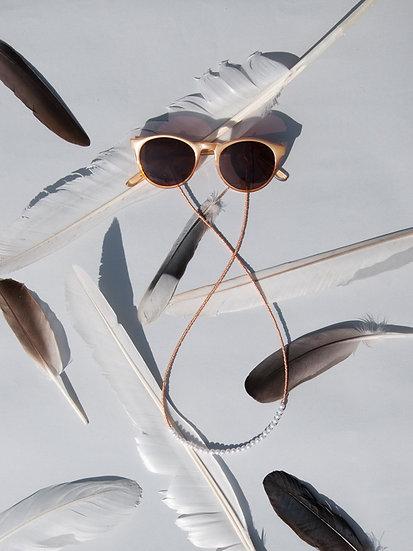 Perlen Brillenband