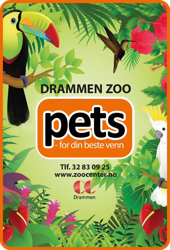 Drammen zoo center