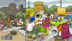 Quelques propos sur la résilience des villes publiés dans Le Temps