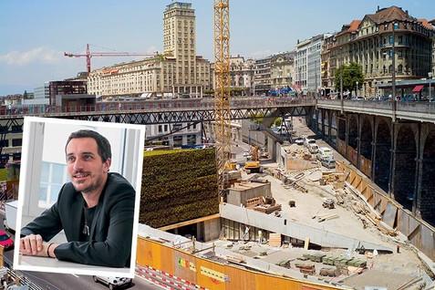 """""""Lausanne se paie le luxe d'avoir une infrastructure de grande ville"""""""