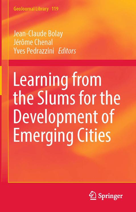 Nouvelle publication sur les slums
