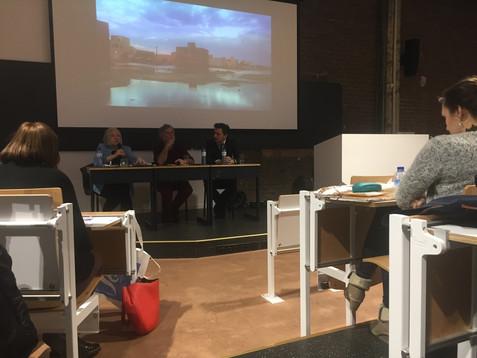 """Conférence de Saskia Sassen et Jérôme Chenal sur l'""""Explosion des villes, croissance démogr"""