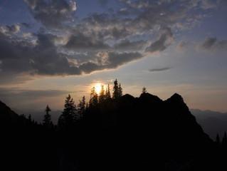 Hüttentrekking Alpin