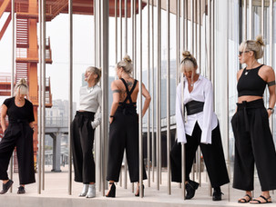1 Item 5 Ways   Culottes for Cool Girls