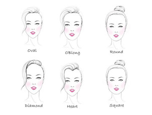 Hair Flair | The Best Styles for Your Face Shape