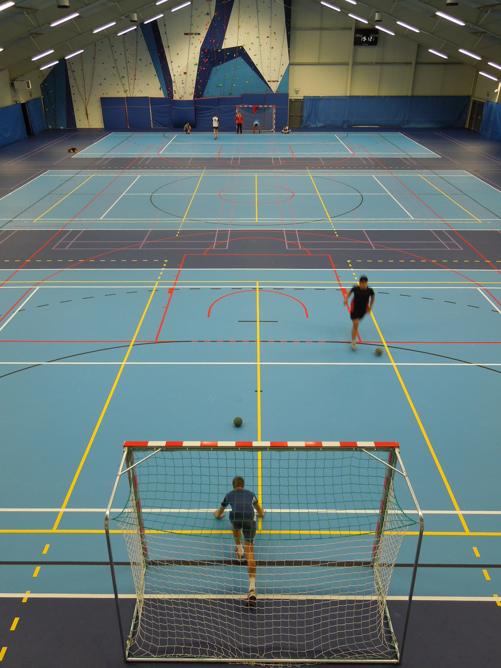 Centre sportif du MOSA