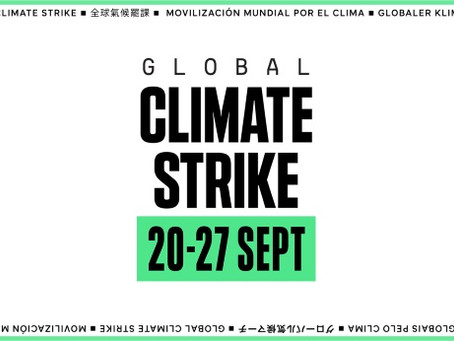 World Wide 'Climate Strike' Aims to Raise Public Awareness of the Urgency of Climate Change Action