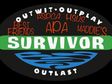 Survivor: The Animal Welfare Edition