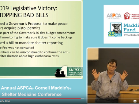 Maddie's Fund and ASPCA Expose Their Real Agenda and It Isn't No Kill