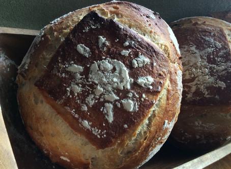 Sourdough Bread Baking Class is Online