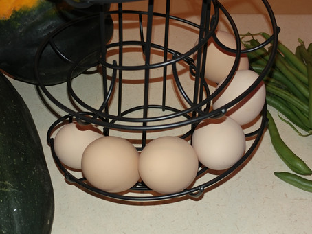 What Our Countertop Eggs Can Teach Us About Our Food Systems
