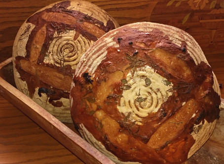Because Bread is Art, It is Constantly Changing