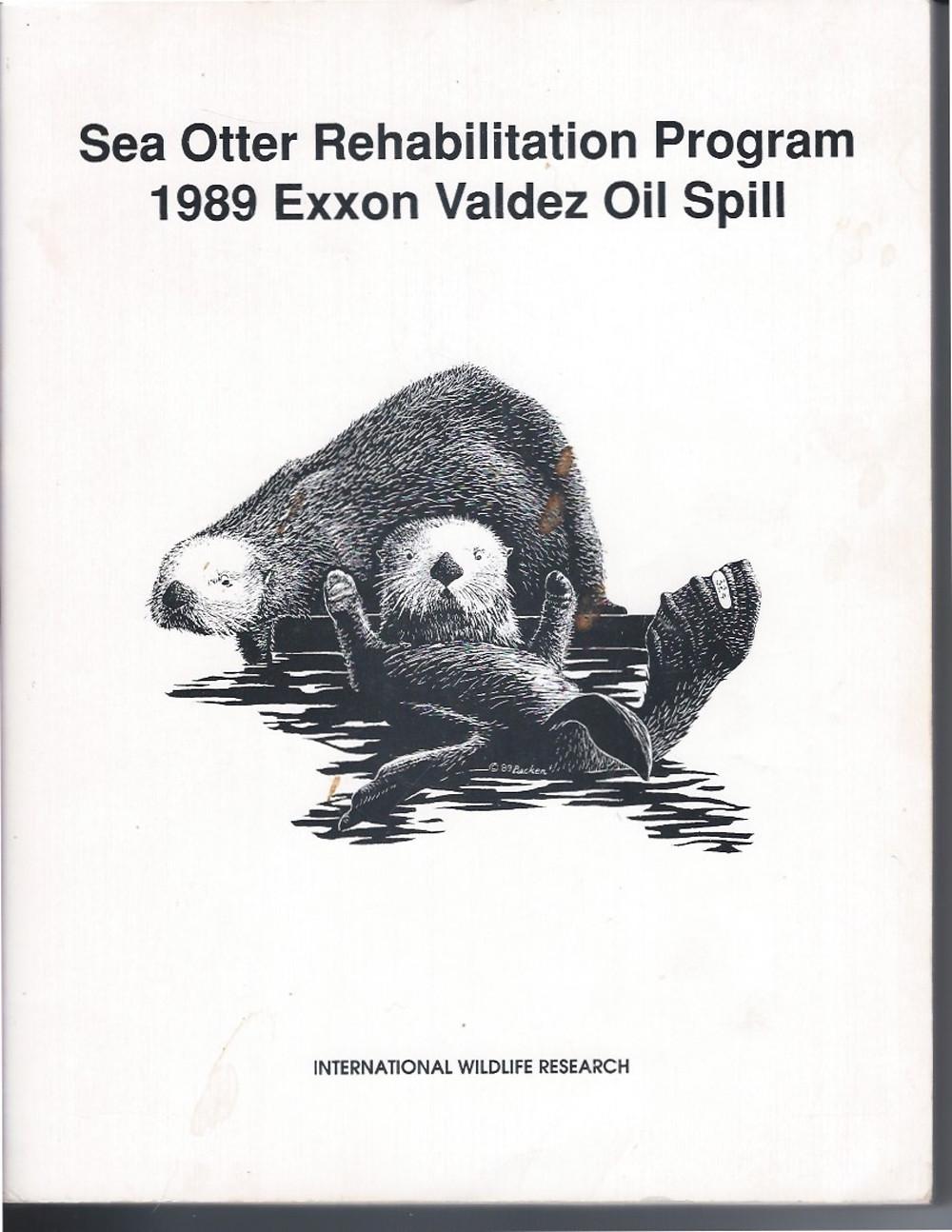 Sea Otter research book.