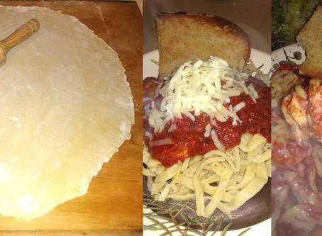 Sourdough Pasta Class is Online