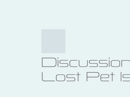 Panel Discussion: A Grassroots Effort to Reform Broken Lost & Found System