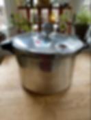5 Quart pressure cooker