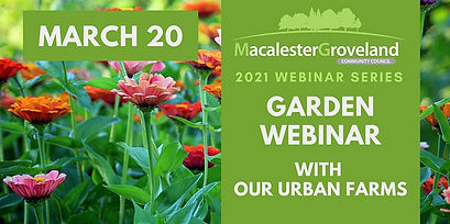 Free Webinar: Gardening