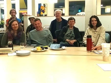 Transition Focused Conversation Created Meaningful Conversations at Deborah Benham Meet and Greet