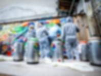 HIP HOP AT WORK, graffiti et prise de recul pour l'entreprise