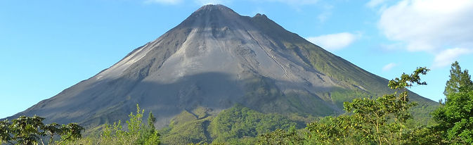 Arenal Volcano photo taken on Cotinga Tours nature tour in Costa Rica