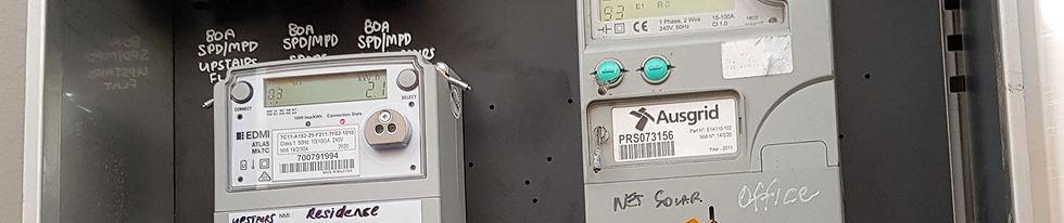 Meter box upgrade