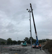 Power Pole Removal