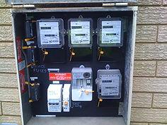 Metering & Energising