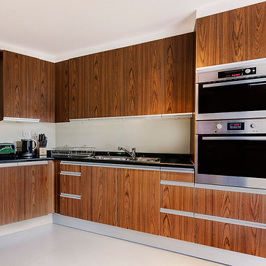 Kitchen real estate after by Paula