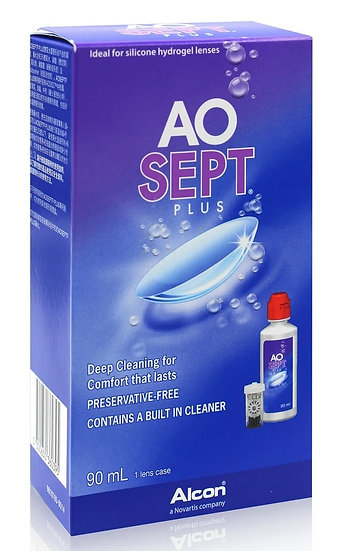 AOSEPT Contact Lens Multipurpose Solution 90ml