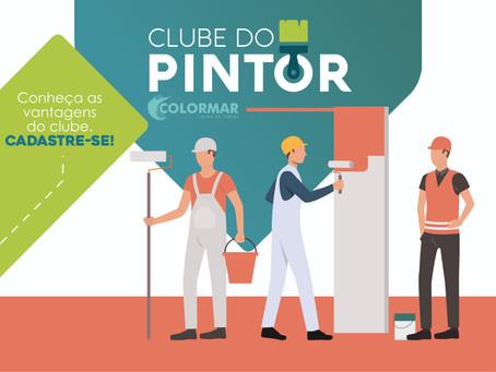 CLUBE DO PINTOR - COLORMAR #novidade