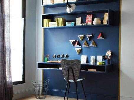 Home Office: a relação entre as cores e o trabalho em casa