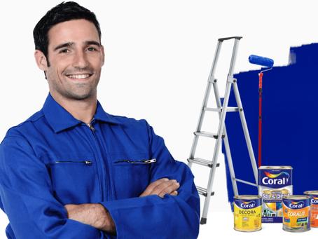 Pintor – Profissão mais cor em sua vida!