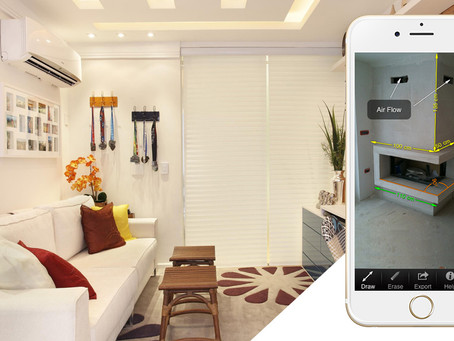Apps que auxiliam na decoração