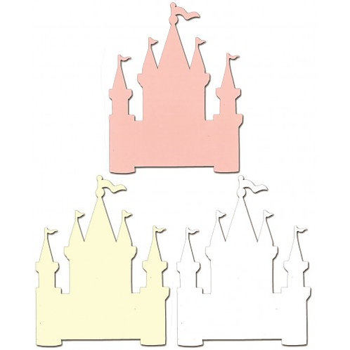 Paper Cellar - Castle Shape Card Blanks