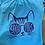 Thumbnail: Customisable Good Vibes Cat T-Shirt for kids