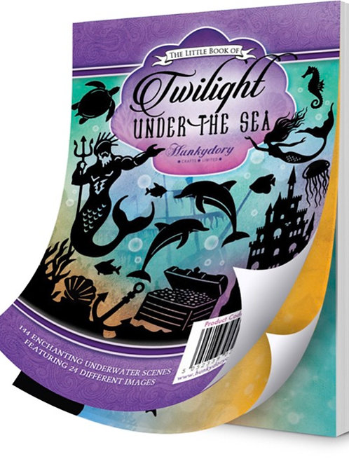 The Little Book of Twilight Under The Sea