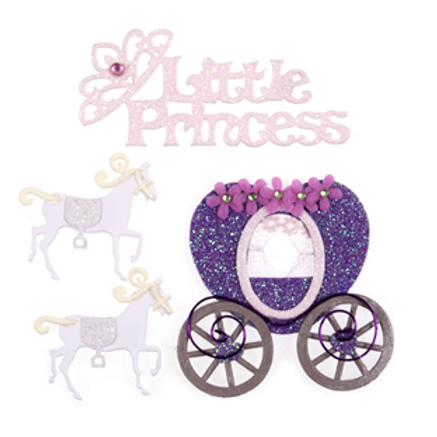Princess Carriage Embellishments