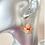 Thumbnail: Gingerbread Man Earrings