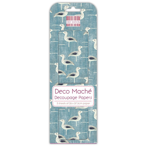 First Edition Deco Mache - Curlew