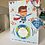 Thumbnail: Father's Day Super Dad Card and Keyring Bundle - Special Offer