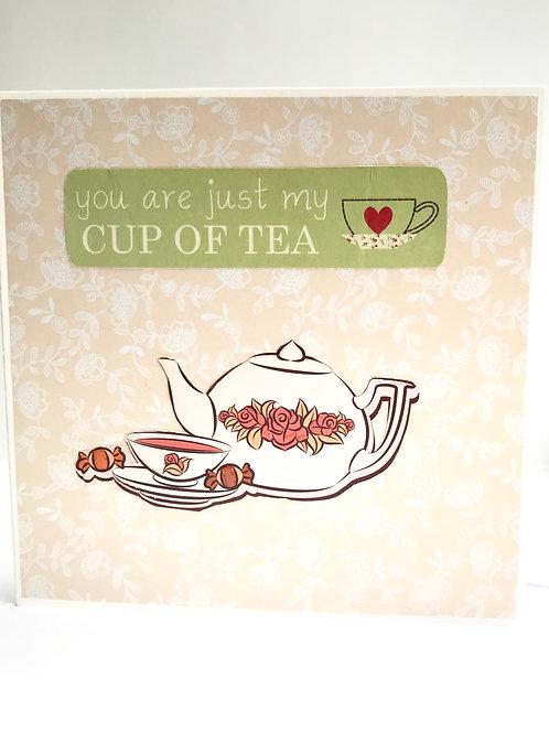 My Cup Of Tea Card