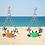 Thumbnail: Fun In The Sun Funky Crab Earrings