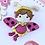 Thumbnail: Ladybird Fairy Pin Badge