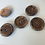 Thumbnail: Vintage Style Brown/Grey Buttons