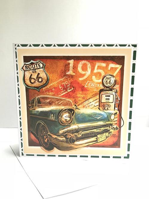 Chevrolet Card