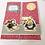 Thumbnail: Penguins 3D Pop up Christmas Card