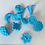 Thumbnail: Assorted Blue Shape Buttons