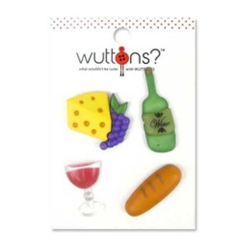 Wuttons Picnic Buttons
